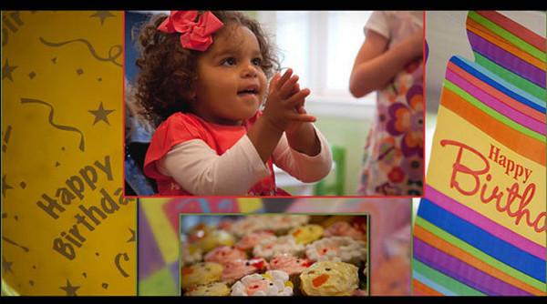 VIDEO - Keara's 2nd Birthday