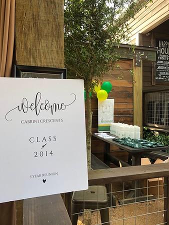 Class of 2014 - 5 Year Reunion