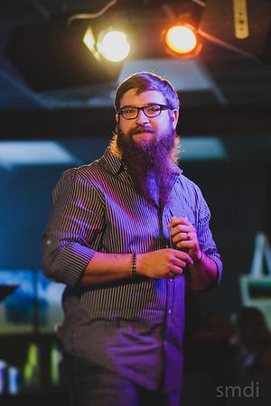 Pastor Ryan Weaver Cuts His Beard for Haiti