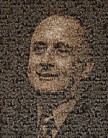 Kevin's 50th Mosaic