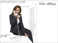 the office jan levinson wallpaper