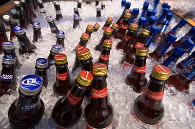 Chilled drinks on sale, Universal Studios, Orlando, Florida, United States of America