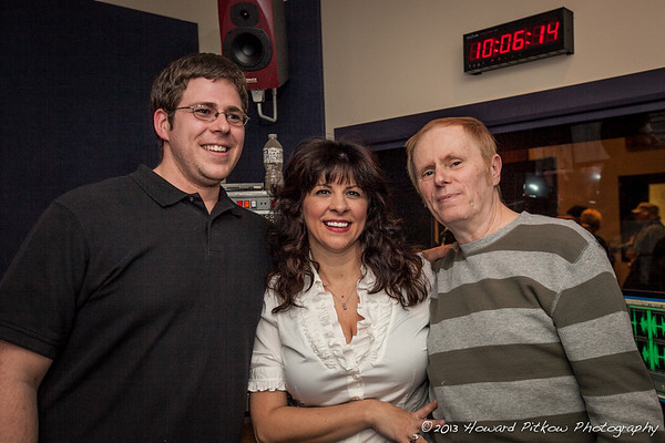 The New Johnny's Dance Band at WXPN