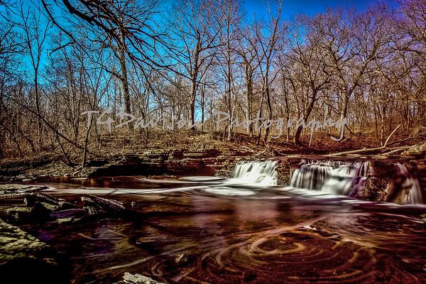 Waterglen Falls Forest Preserve GEDP