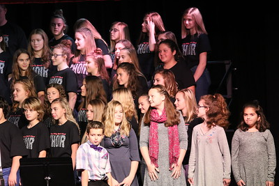 5-12 Fall Choir Concert