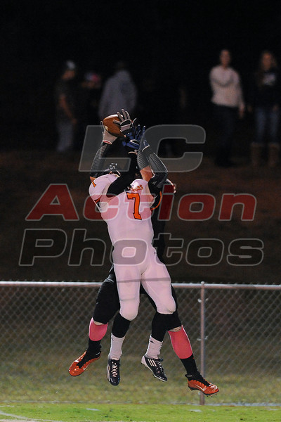 LCHS vs William Blount, Oct. 12, 2012