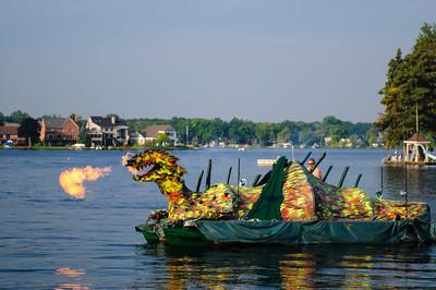 2012 Dragon on the Lake