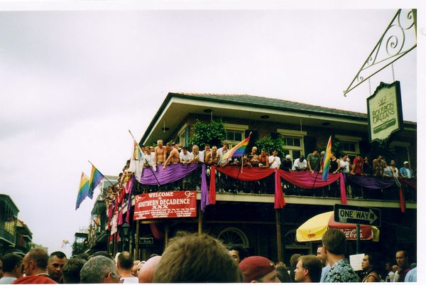 Southern Decadence 2001