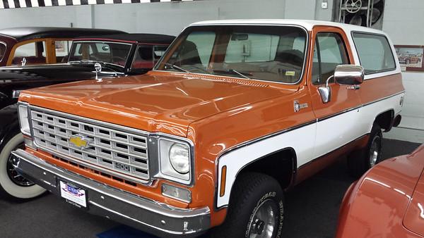 St. Louis Car Museum & Sales - 5 Nov. 14