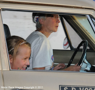 """Oahe Speedway Shootout Races w/2nd Annual """"Old Skool Drags"""" August 13, 2011"""