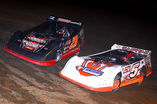 Topless Outlaw Series & Red Clay 602 Series at Crossville Speedway