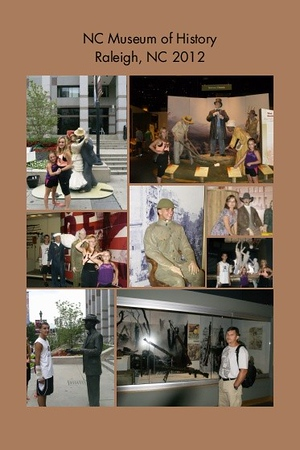 NC, Raleigh - North Carolina Museum of History