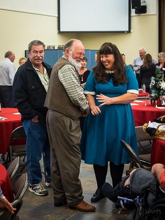 Stueve Family Gathering Christmas 2014