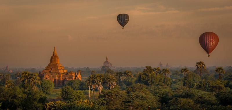 Mandalay to Pagan Four Night Cruise 4-nights