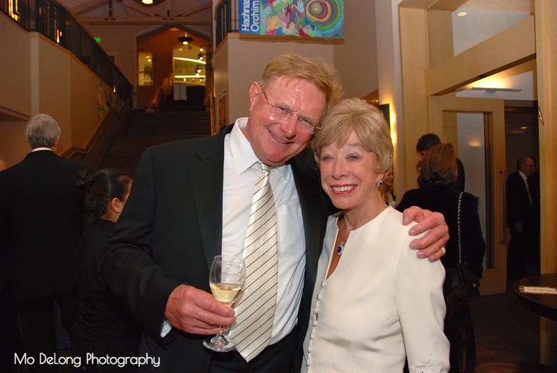 Douglas Von Qualen and Maria Pitcairn