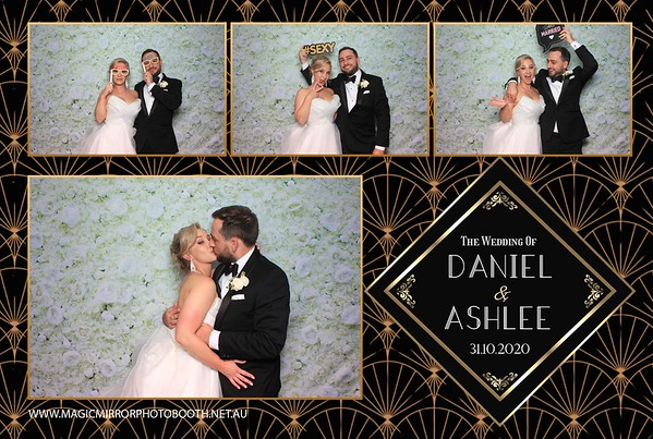 Ashlee & Daniel's Wedding - The Langham, Sydney