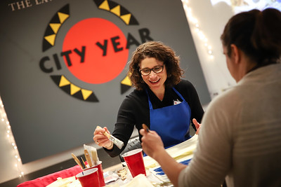 Event Committee Craft Night 2018 - City Year Boston