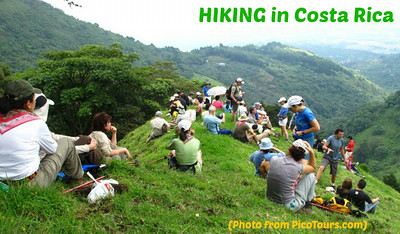 PICO TOURS HIKES with Warner Rojas