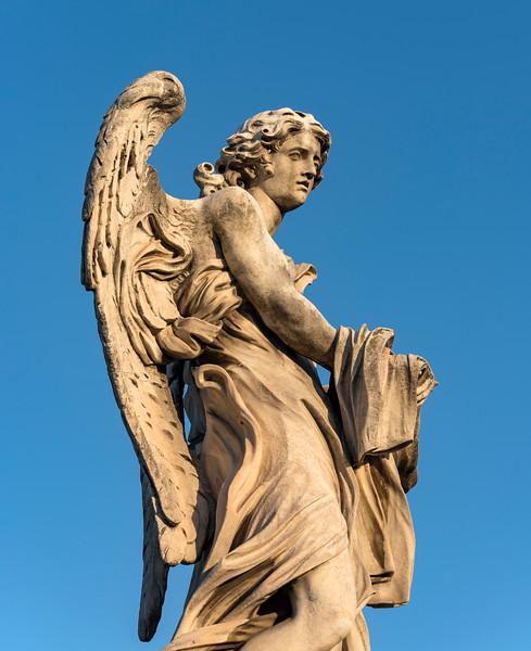 Angel Figure, Ponte Sant'Angelo