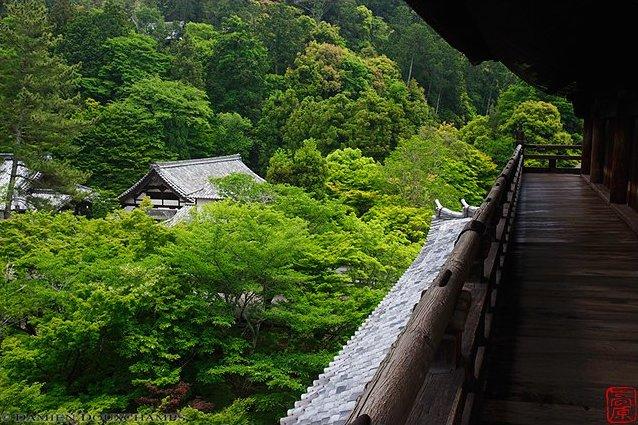 Nanzen-ji Temple image copyright Damien Douxchamps