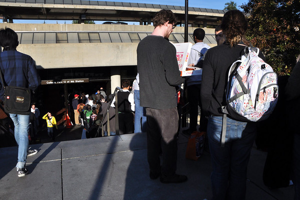Rally for Sanity October 2010