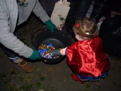 Oct 31 Wed Privileged Unscathed by Sandy: Halloween on 94th Street Features Pretty Little Tykes