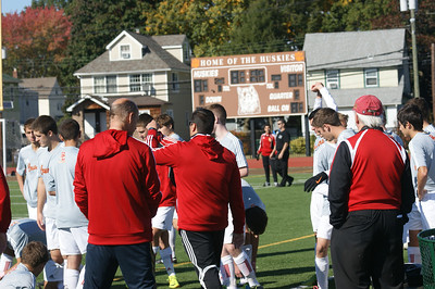 BC Varsity vs Bergenfield County Game