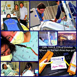 2012 RyRy's Chiari Misadventure with a Meningitis Detour