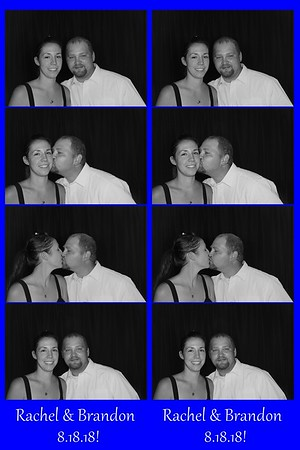 Rachel & Brandon's Wedding Photobooth Pics 8.18.18!