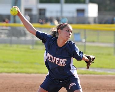 Revere at Classical softball 5-21-2012