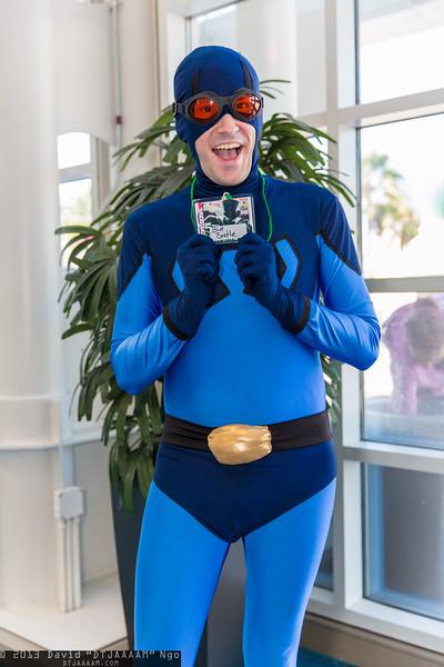 Long Beach Comic Con 2013 - Sunday
