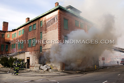 Davidsons 2nd Alarm (Bridgeport, CT) 3/25/11