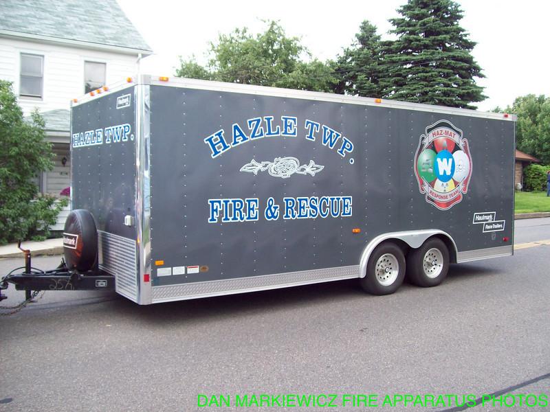 HAZLE TWP. FIRE & RESCUE CO.