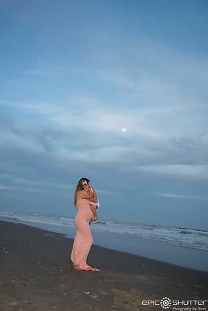 Ocracoke Island, North Carolina, Maternity Portraits, Family Portraits, Shutter Photography, Outer Banks Photographers