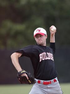 GWU Baseball Alumni Game