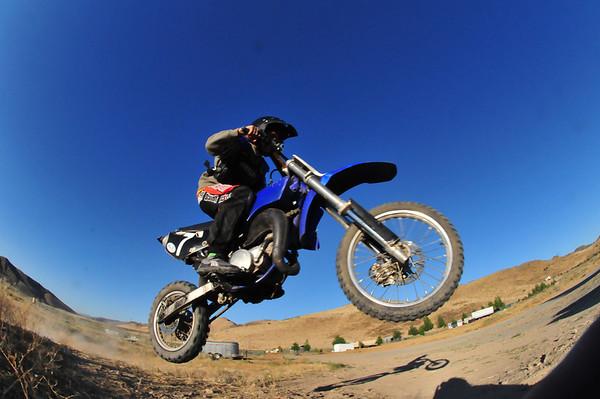 2011-08-03 Ranch and Bike Jumping