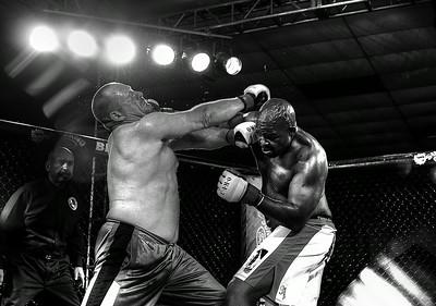 Sugar Shane Mosely MMA Showdown