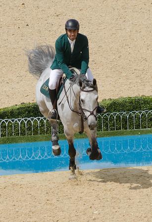 Olympics Equestrian Jumping