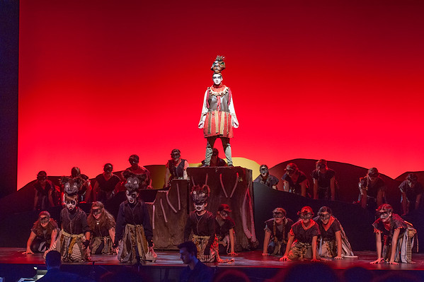 MS Musical 'Lion King, Jr.'  May 2016