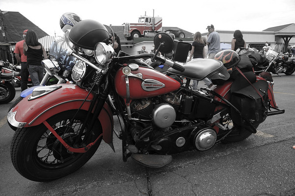 Quaker Steak Bike Night