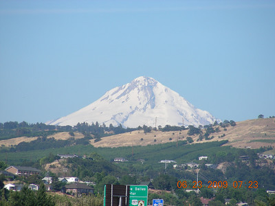 Alaska Cruise Day11: The Dalles OR to Boise ID (see Harold Thomas)