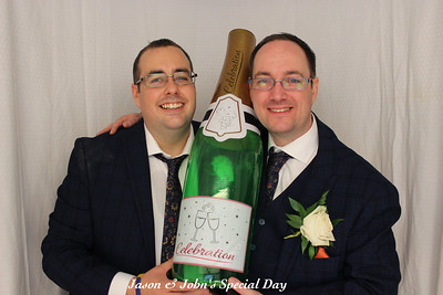 Jason and Johns Special Day