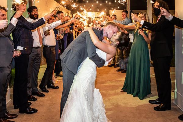 Lauren and Sam Wedding