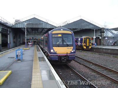 UK Trip: Monday 28th January 2008