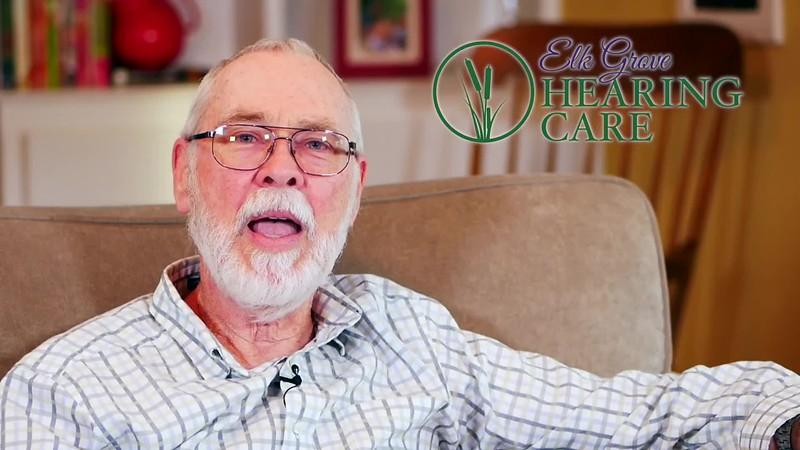 Testimonial for Elk Grove Hearing Care