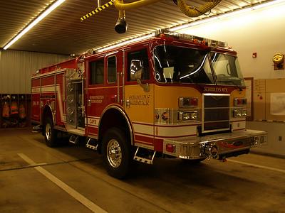 Schooleys Mountain, NJ Fire Co. 3 Engine 3-2