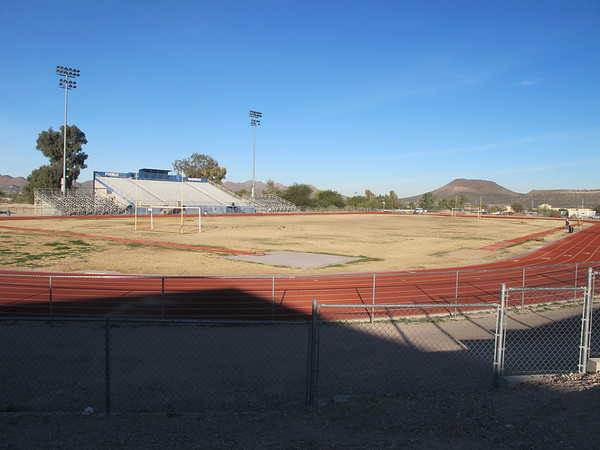 New Football & Practice Field Grass Project