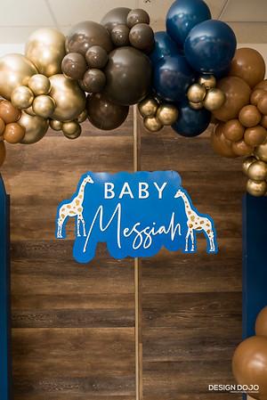 Baby Messiah's Shower