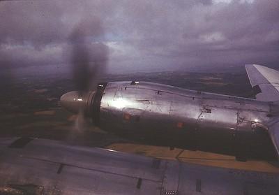 Hebrides flight 1980s