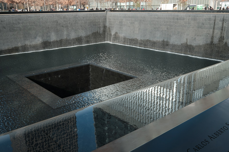 9-11 Memorial, South Pool